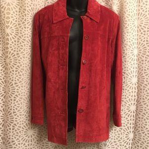 Cherokee leather jacket